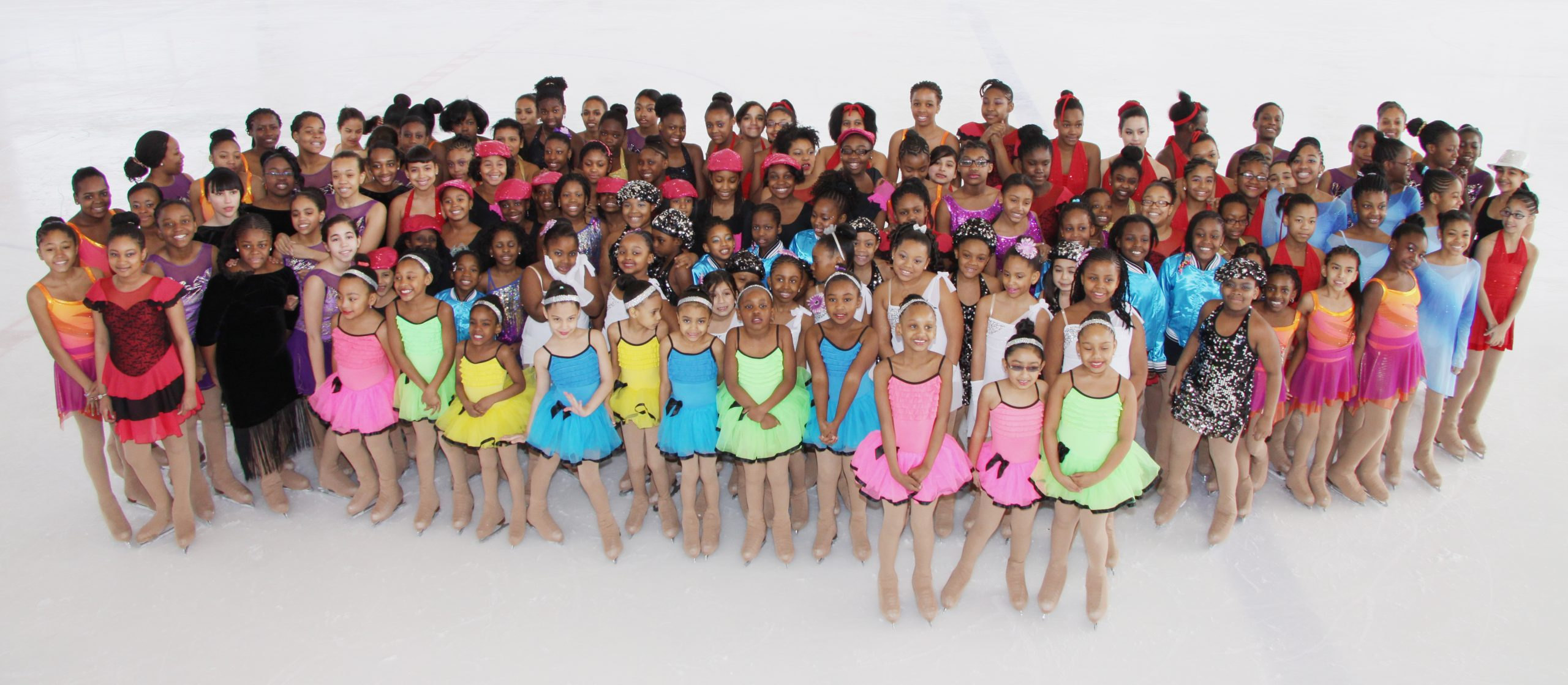 2013 Ice show group photo
