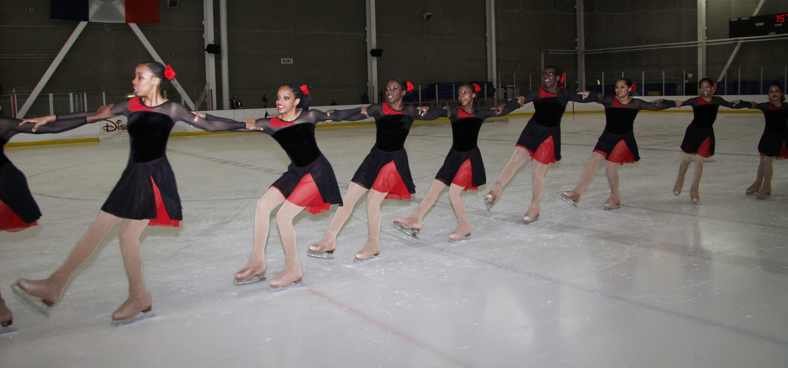 2012 Ice Show at Chelsea Piers