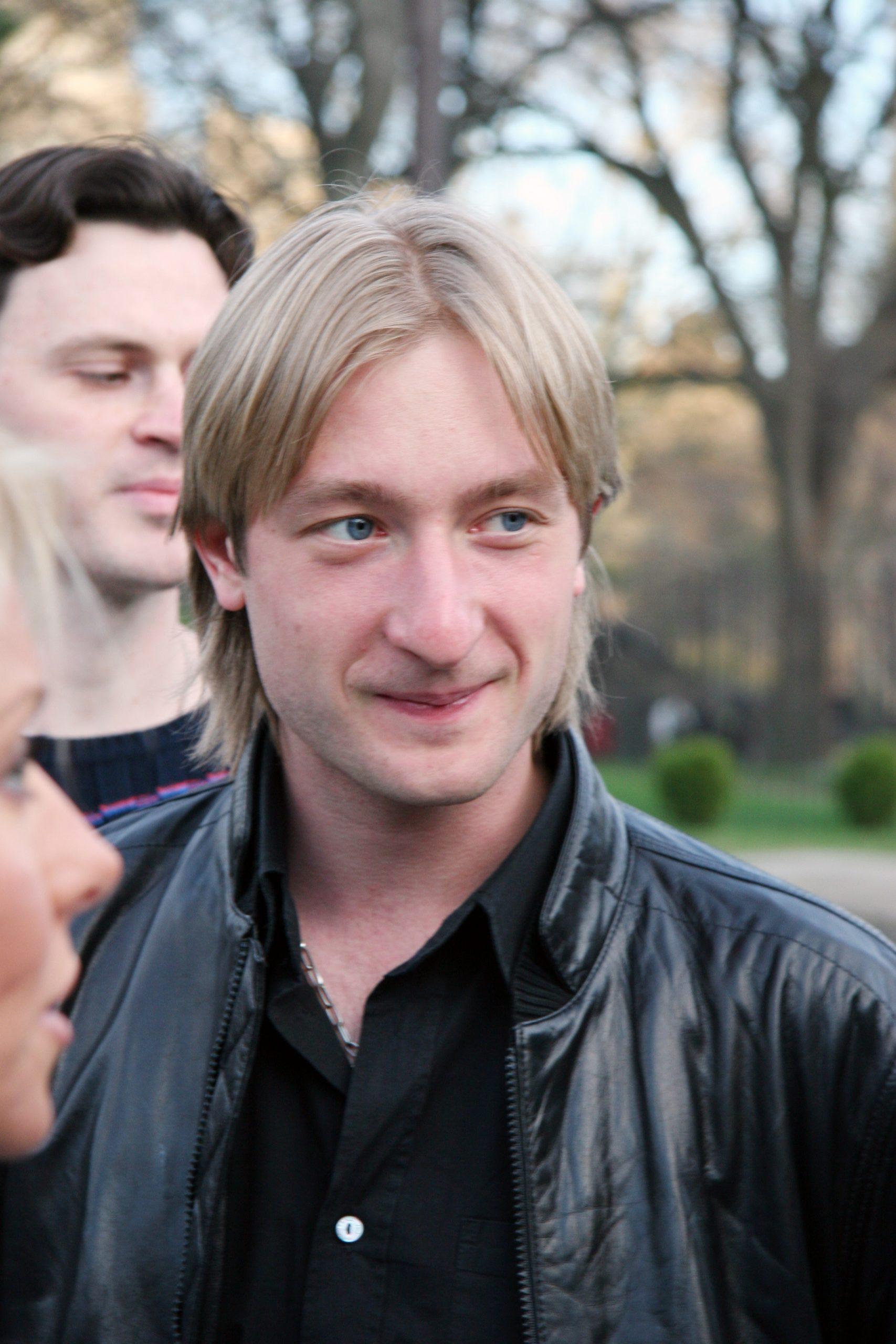 Evgeni Plushenko 2006