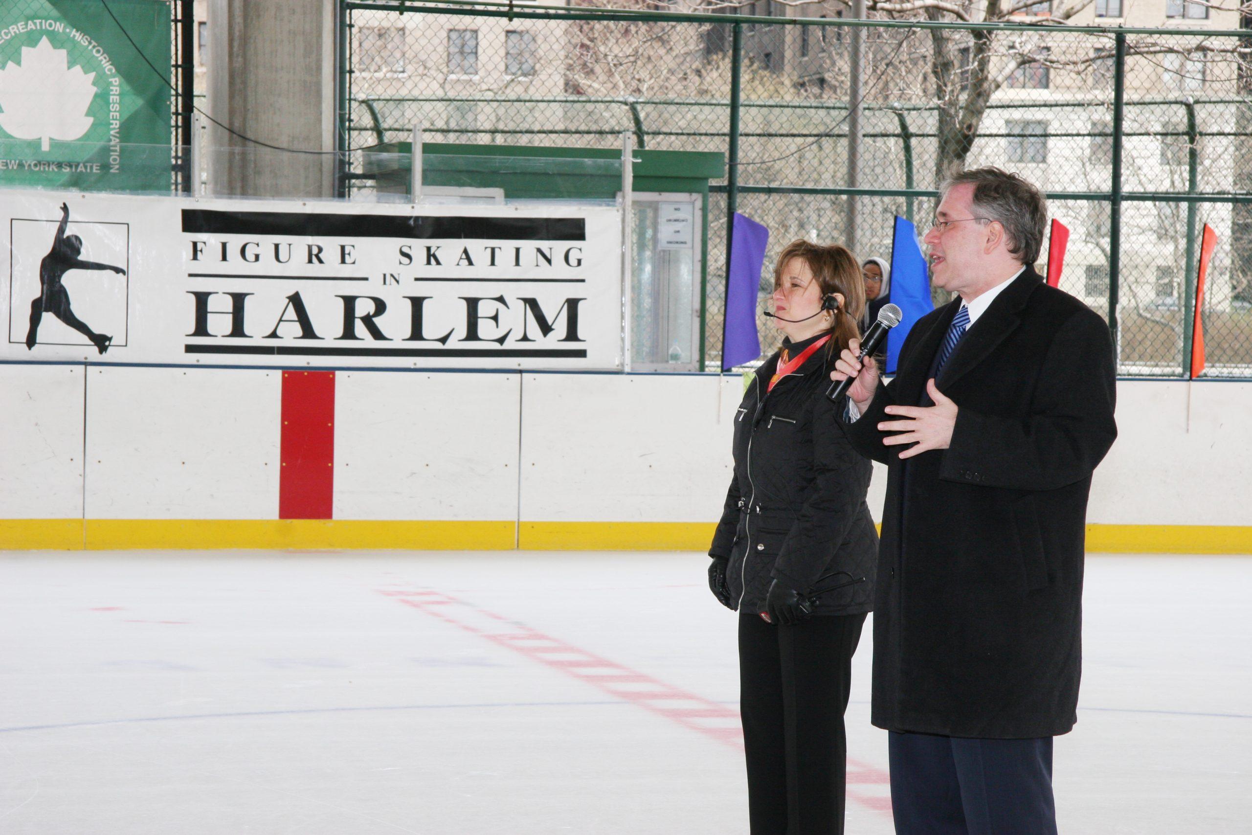 Scott Stringer and Sharon Cohen 2008